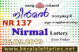 """KeralaLotteries.net, """"kerala lottery result 06 09 2019 nirmal nr 137"""", nirmal today result : 06-09-2019 nirmal lottery nr-137, kerala lottery result 6-9-2019, nirmal lottery results, kerala lottery result today nirmal, nirmal lottery result, kerala lottery result nirmal today, kerala lottery nirmal today result, nirmal kerala lottery result, nirmal lottery nr.137 results 06-09-2019, nirmal lottery nr 137, live nirmal lottery nr-137, nirmal lottery, kerala lottery today result nirmal, nirmal lottery (nr-137) 6/9/2019, today nirmal lottery result, nirmal lottery today result, nirmal lottery results today, today kerala lottery result nirmal, kerala lottery results today nirmal 6 9 19, nirmal lottery today, today lottery result nirmal 6-9-19, nirmal lottery result today 6.9.2019, nirmal lottery today, today lottery result nirmal 06-09-19, nirmal lottery result today 6.9.2019, kerala lottery result live, kerala lottery bumper result, kerala lottery result yesterday, kerala lottery result today, kerala online lottery results, kerala lottery draw, kerala lottery results, kerala state lottery today, kerala lottare, kerala lottery result, lottery today, kerala lottery today draw result, kerala lottery online purchase, kerala lottery, kl result,  yesterday lottery results, lotteries results, keralalotteries, kerala lottery, keralalotteryresult, kerala lottery result, kerala lottery result live, kerala lottery today, kerala lottery result today, kerala lottery results today, today kerala lottery result, kerala lottery ticket pictures, kerala samsthana bhagyakuri,"""