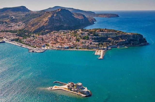 1,6 εκ. ευρώ για πληρωμές έργων και παρεμβάσεις στο λιμάνι του Ναυπλίου