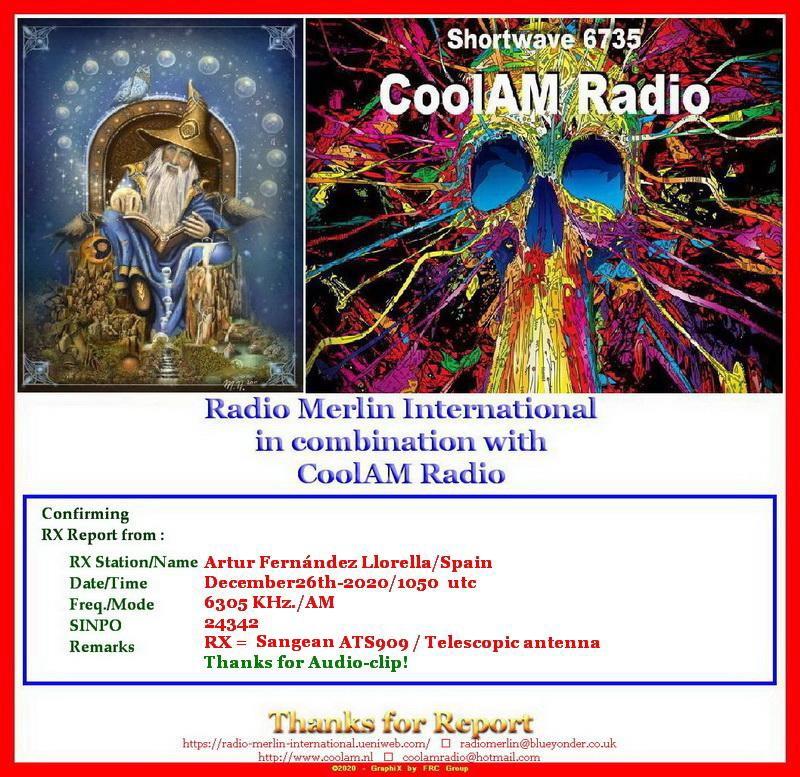 MARESME DX: QSL Radio Waves International