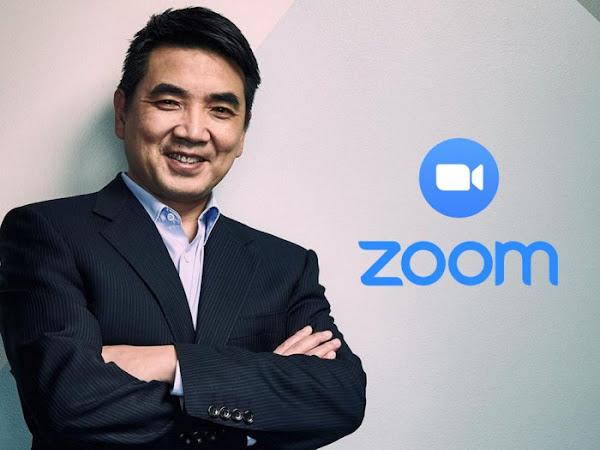 Fakta tentang Eric Yuan, Pengusaha yang Sukses di Tengah Wabah Corona