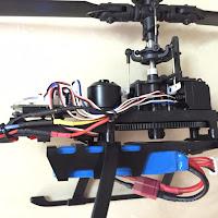 Wltoys V950 Brushless Rc Helicopter Battery Plug