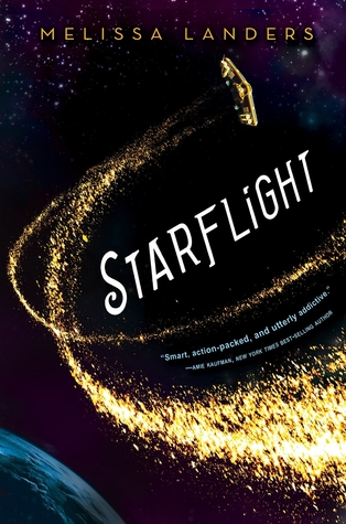 Starflight book cover