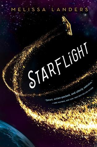 Starflight book cover