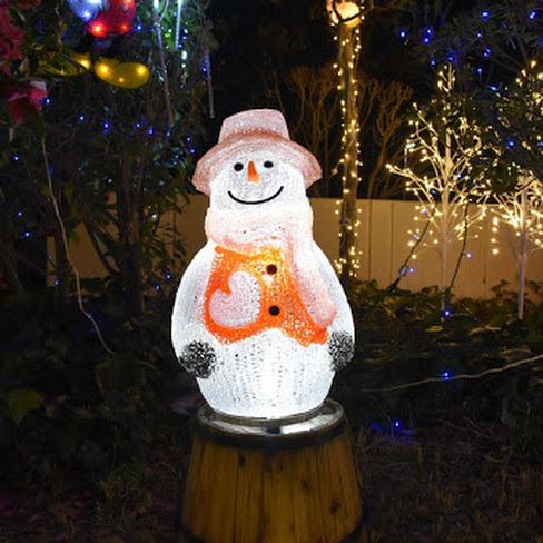 COVID-19にめげずに今年もクリスマスのイルミネーション