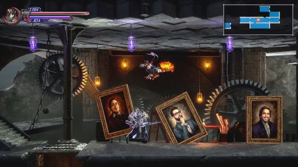 Bloodstained: Ritual of the Night PC Full Español
