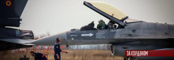 Румунія придбає більше F-16 щоб замінити всі Міг-21