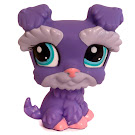 Littlest Pet Shop 3-pack Scenery Schnautzer (#1928) Pet