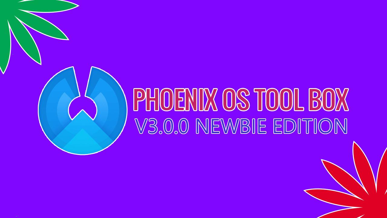 PhoenixOS ToolBox