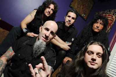 Corey Taylor Gagal Menjadi Vokalis Anthrax