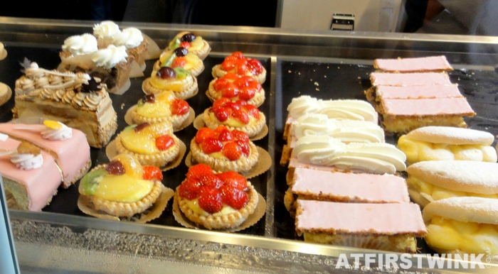 pastries | Markthal in Rotterdam