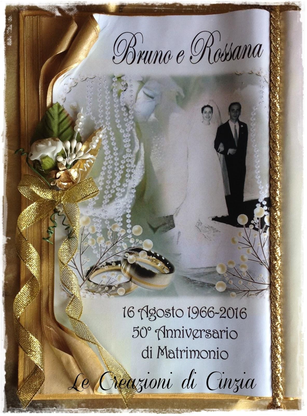 le creazioni di cinzia nozze d 39 oro a trani