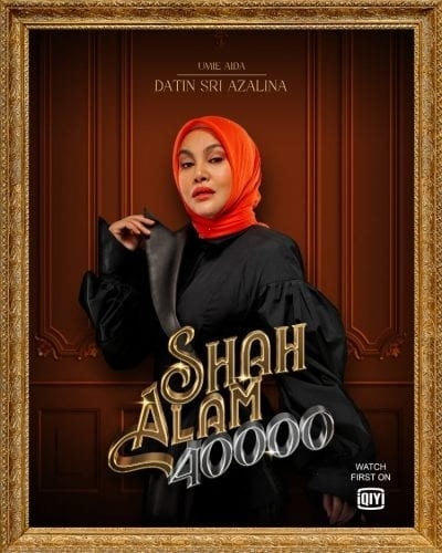 Shah Alam 40000, Akasia TV3