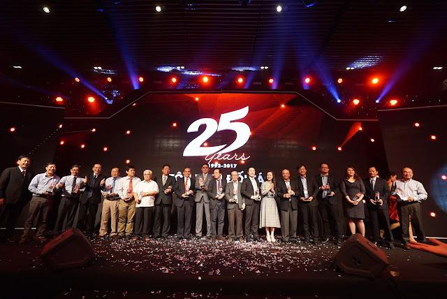 Lễ kỷ niệm 25 năm thành lập Tập đoàn Nam Long