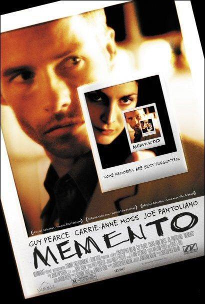 Download Memento (2000) Full Movie in Hindi Dual Audio BluRay 720p [1GB]