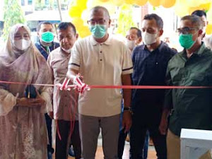 Wali Kota Payakumbuh Hadiri Grand Opening Thaimin Tea and Coffee
