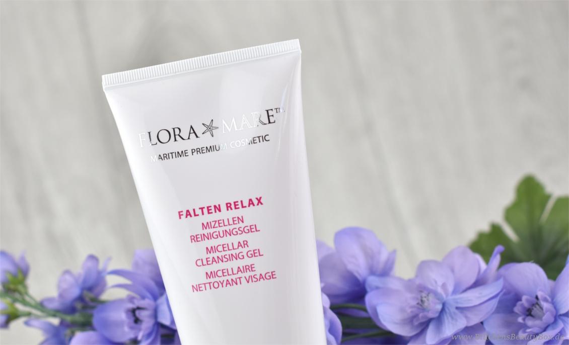 Flora Mare - Falten Relax Mizellen Reinigungsgel - Review