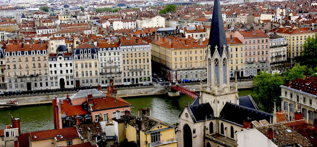 Roteiro de um dia em Lyon