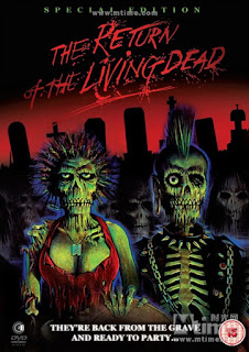 10 zombies movie 4. The Return of the Living Dead