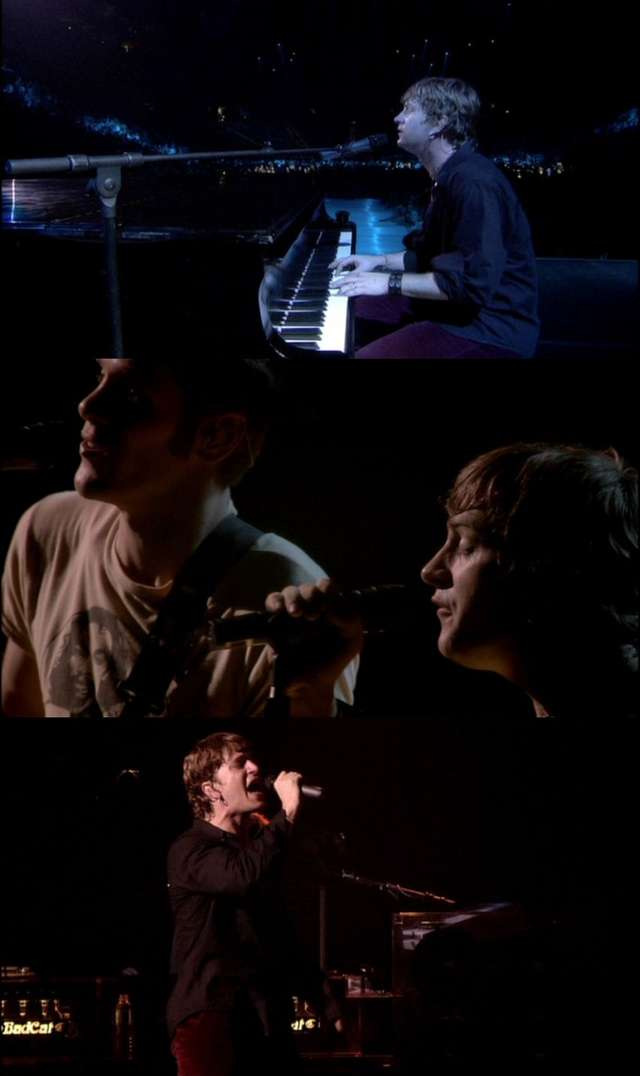 Show: A night in the life of Matchbox Twenty (2004) DVDRip