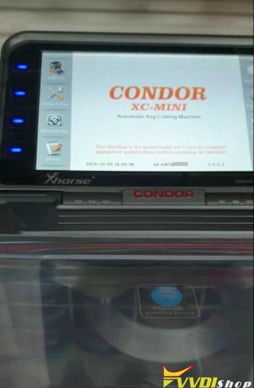 condor-mini-drill-not-detect-error-1