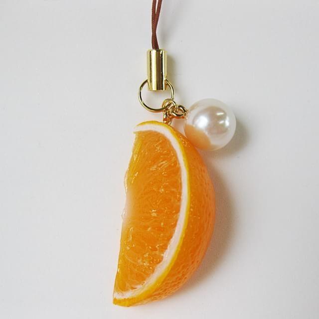 pingente laranja