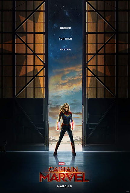 Captain Marvel (2019) New Trailer