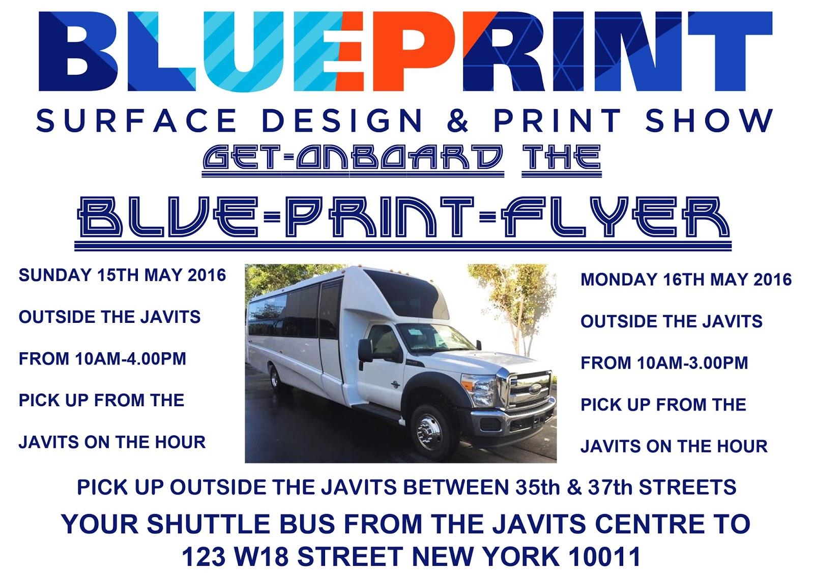 Blueprint show blue print shuttle bus wednesday 4 may 2016 malvernweather Choice Image