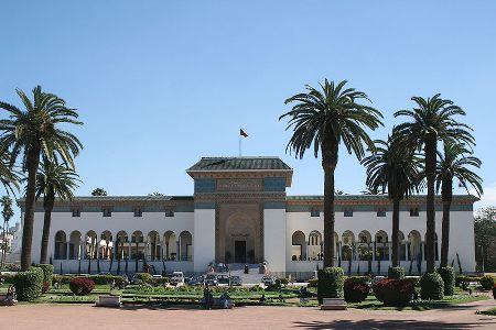 Place Muhammed V, Casablanca