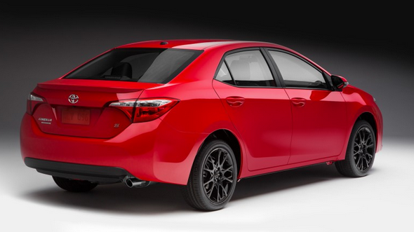 2016 Toyota Corolla Release Date and Space