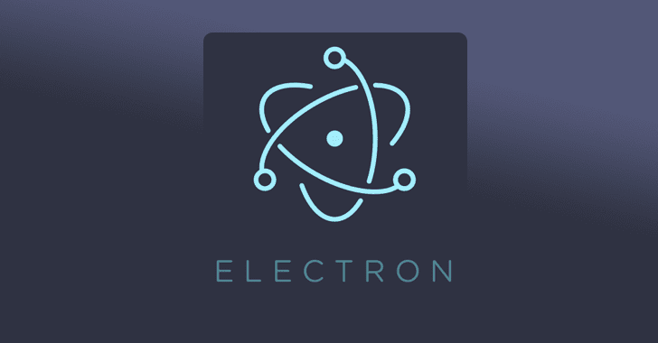Simple bug could lead to RCE flaw on apps built with Electron Framework