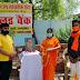 पीएम केयर फण्ड में भेजने को धन एकत्रित कर रही संस्कार भारती