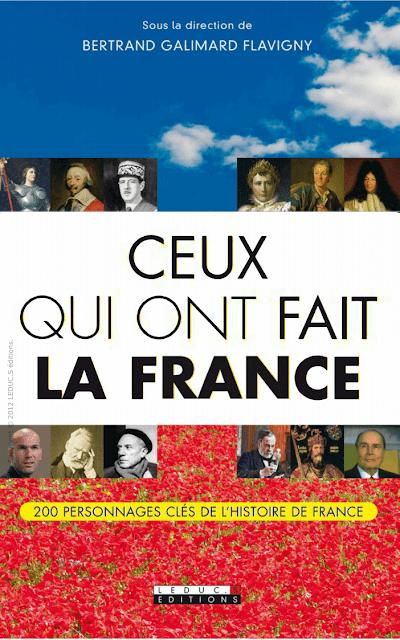 Ceux qui ont fait la France pdf gratuit
