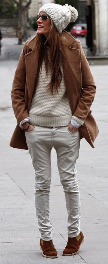 Outfits Ideas This Cold Winter #winteroutfits