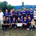 Kompak United Juara Sepakbola Antar Klub di Gampong Mutiara