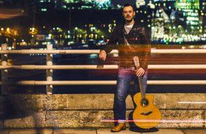 Sam Carter - folk singer