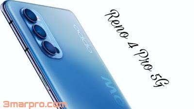 سعر ومواصفات موبايل Oppo Reno 4 Pro 5G - المختصر فى موبايل رينو 4 برو 5g