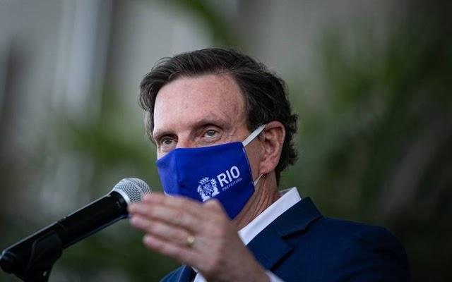 Crivella é condenado por propaganda eleitoral antecipada no Rio de Janeiro