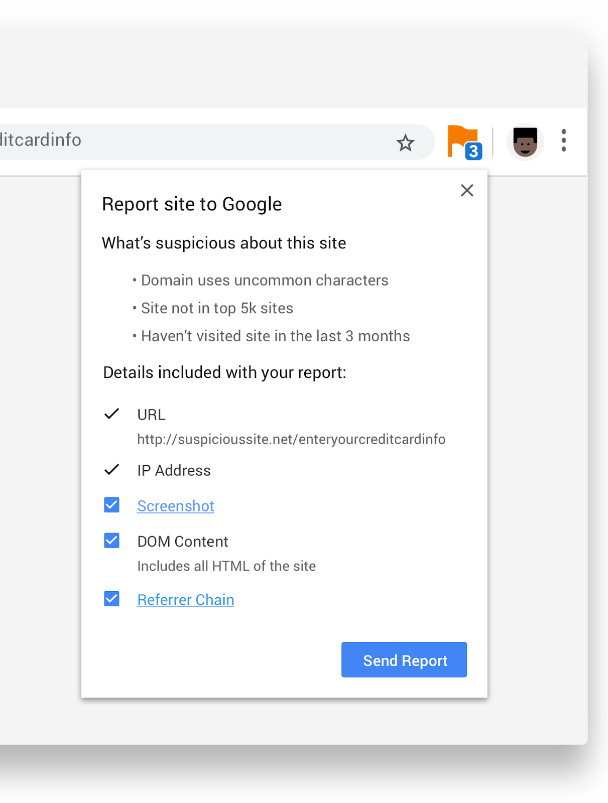 Google Online Security Blog: New Chrome Protections from
