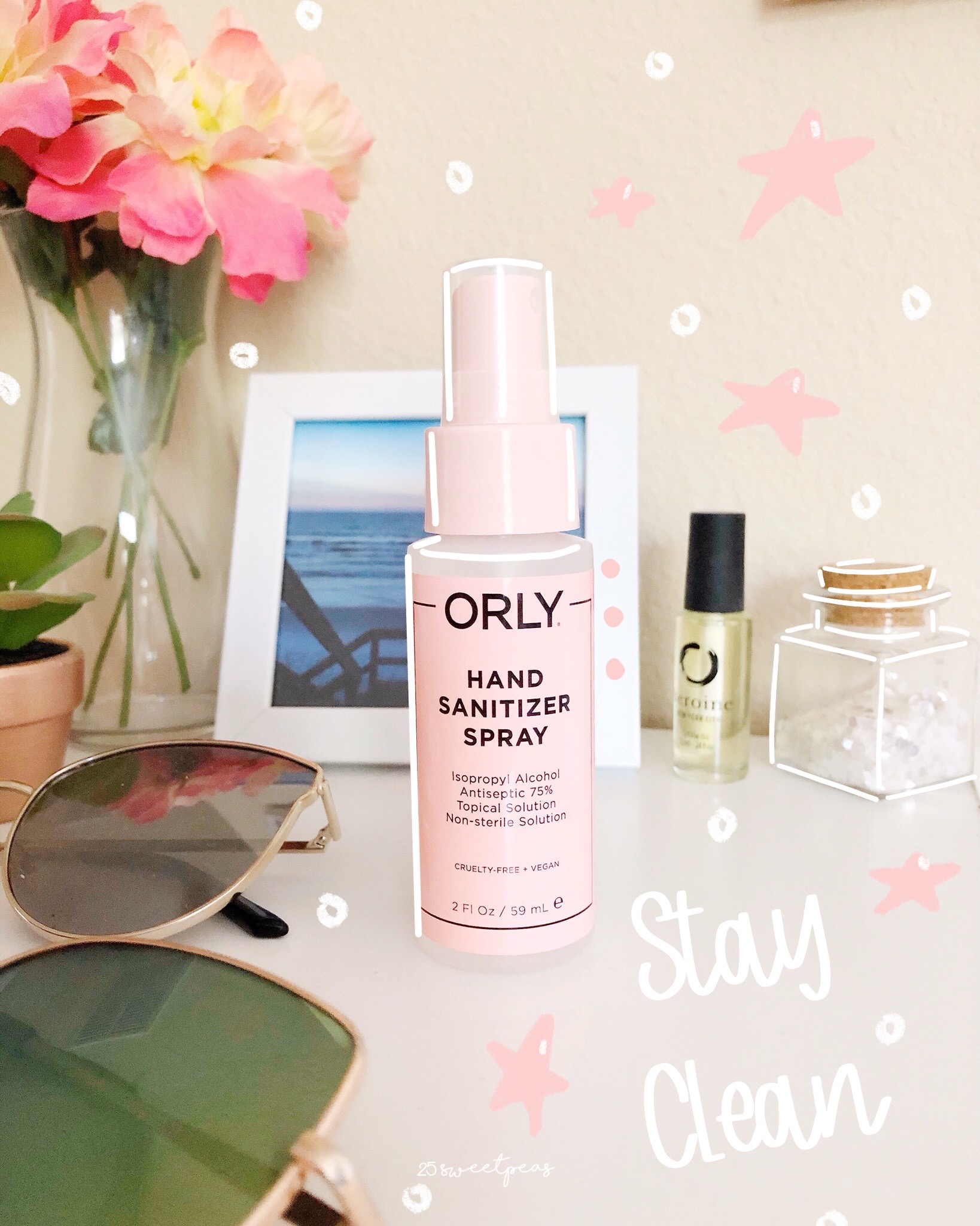Orly Sanitizer