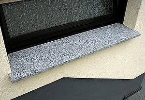 steintec fensterb nke aus stein. Black Bedroom Furniture Sets. Home Design Ideas