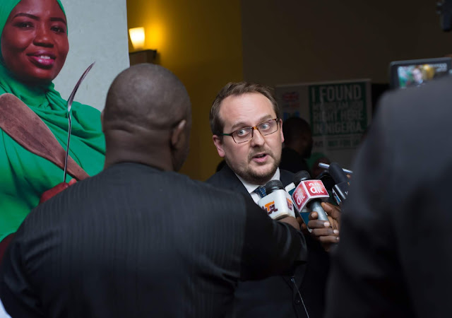 UK Aid and NAPTIP tackle sex traficking with launch of Nigeria