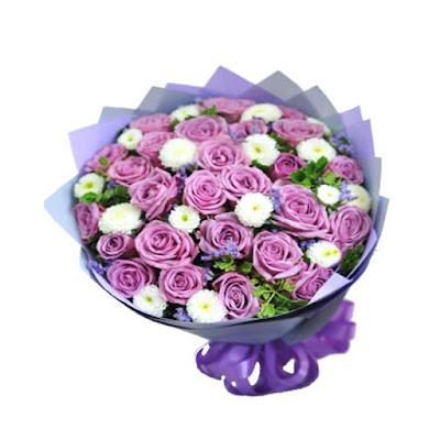 Tặng hoa sinh nhật cho bạn gái mới quen