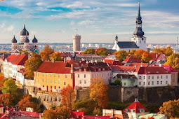 Fakta unik dan menarik tentang negara Estonia