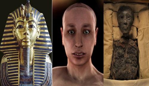 Tutankhamun (Tutankhamen's) Hakkında Kısa Bilgi