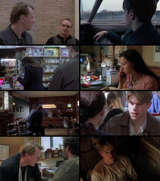 Good Will Hunting 1997 Dual Audio Hindi 480p DVDRip