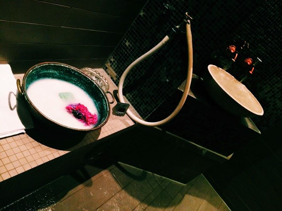 hamam peeling  berlin türkisches bad