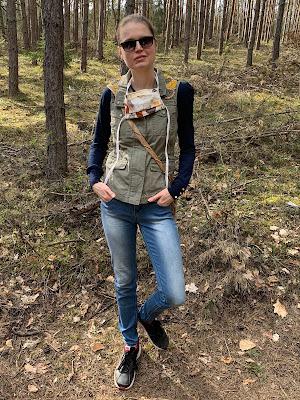 Linda - v lese