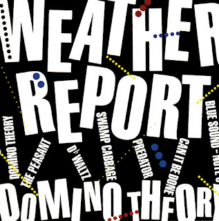 Weather Report - 1984 - Domino Theory