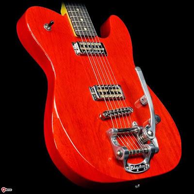 Guitar: LSL Bigbone Telecaster
