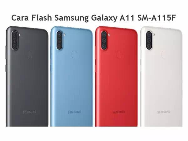 Flash Samsung Galaxy A11